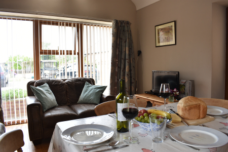Holiday let self catering